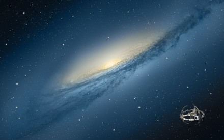 OS X Mountain-Lion/Deep Space 9 Wallpaper